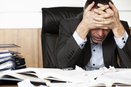 Căng thẳng thần kinh quá độ cũng gây ra các vấn đề về sinh lý, trong đó có bệnh liệt dương