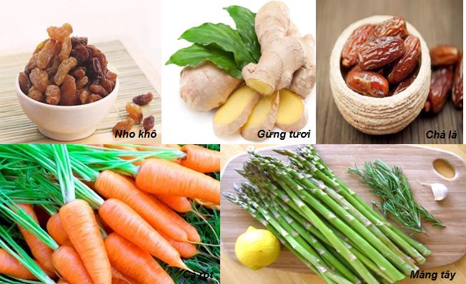 ĂN những thực phẩm tăng cường sinh lý là cách trị bệnh liệt dương tại nhà