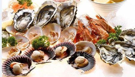 Ăn hải sản là cách trị bệnh liệt dương tại nhà