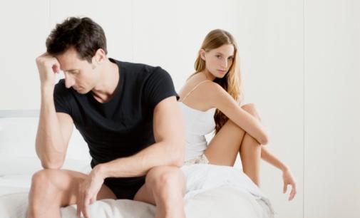 Liệt dương ở nam giới khiến đời sống vợ chồng nứt vỡ