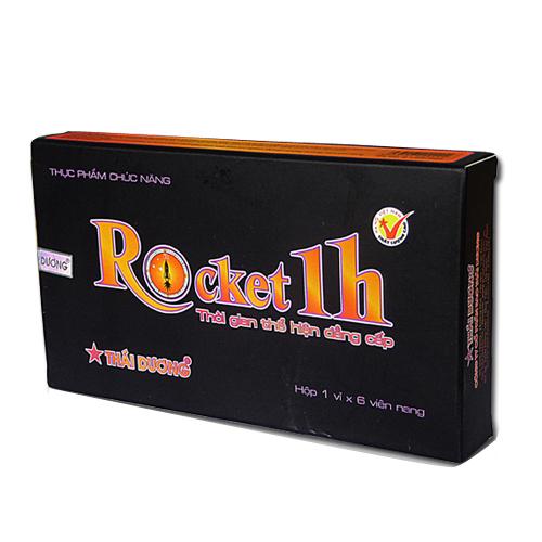 Thuốc cường dương Rocket 1H có bán lẻ tại nhà thuốc không?