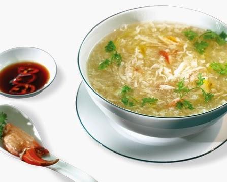"""Món súp cua biển giúp chàng """"thăng hoa"""""""