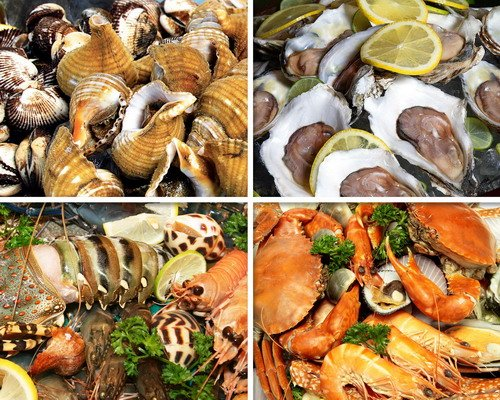 Cách chữa bệnh liệt dương không cần thuốc là ăn nhiều hải sản