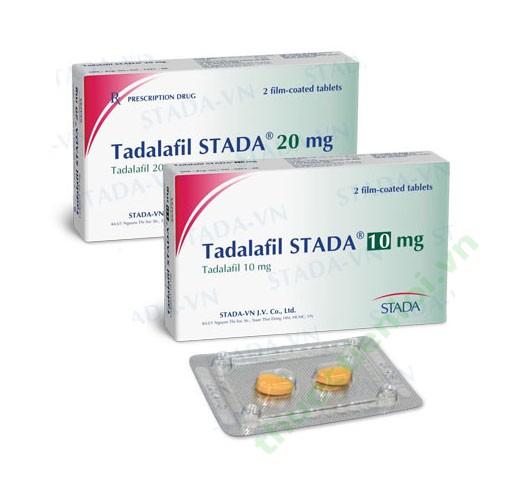 Thuốc Tadalafil thường được chỉ định để điều trị bệnh rối loạn cương dương