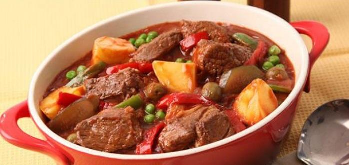 """Món thịt dê hầm cà rốt bổ dưỡng và tốt cho """"chuyện ấy"""""""