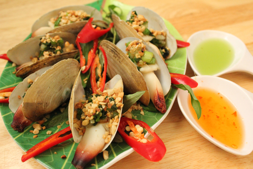 Tu hài loại hải sản tăng cường sinh lý nam giới