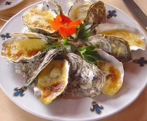 Hàu loại hải sản tăng cường sinh lý nam giới