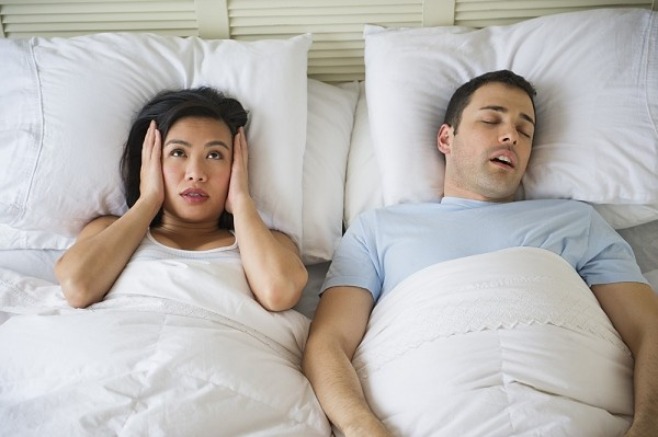 Nam giới mắc chứng ngủ ngáy có nguy cơ cao bị yếu sinh lý
