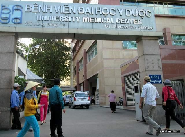 Chữa bệnh liệt dương ở đâu? Khoa Nam học - Bệnh viện Đại học Y dược TP.HCM