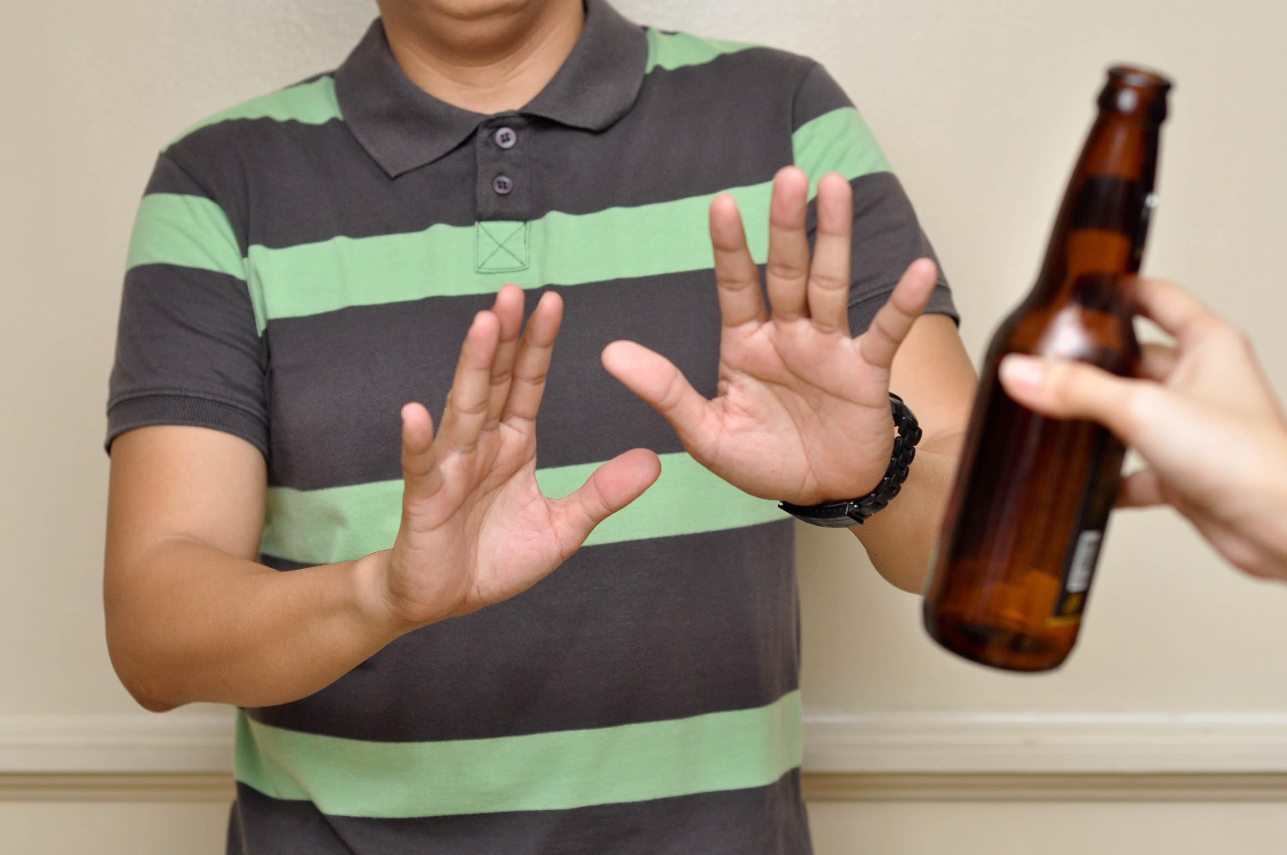 Hãy từ chối rượu bia nếu muốn sinh lực được dồi dào