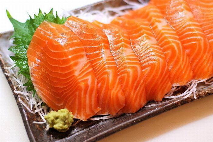 Các loại cá, đặc biệt là cá biển giàu omega 3 rất tốt cho đàn ông bị yếu sinh lý