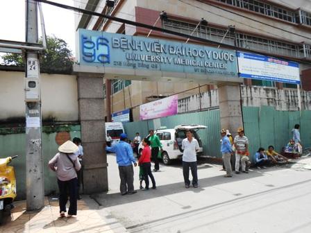 Khám chữa bệnh liệt dương tại Bệnh viện Đại học Y dược TP.HCM - Cơ sở 1
