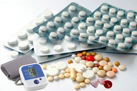Một số loại thuốc có thể gây rối loạn cương dương vào buổi sáng