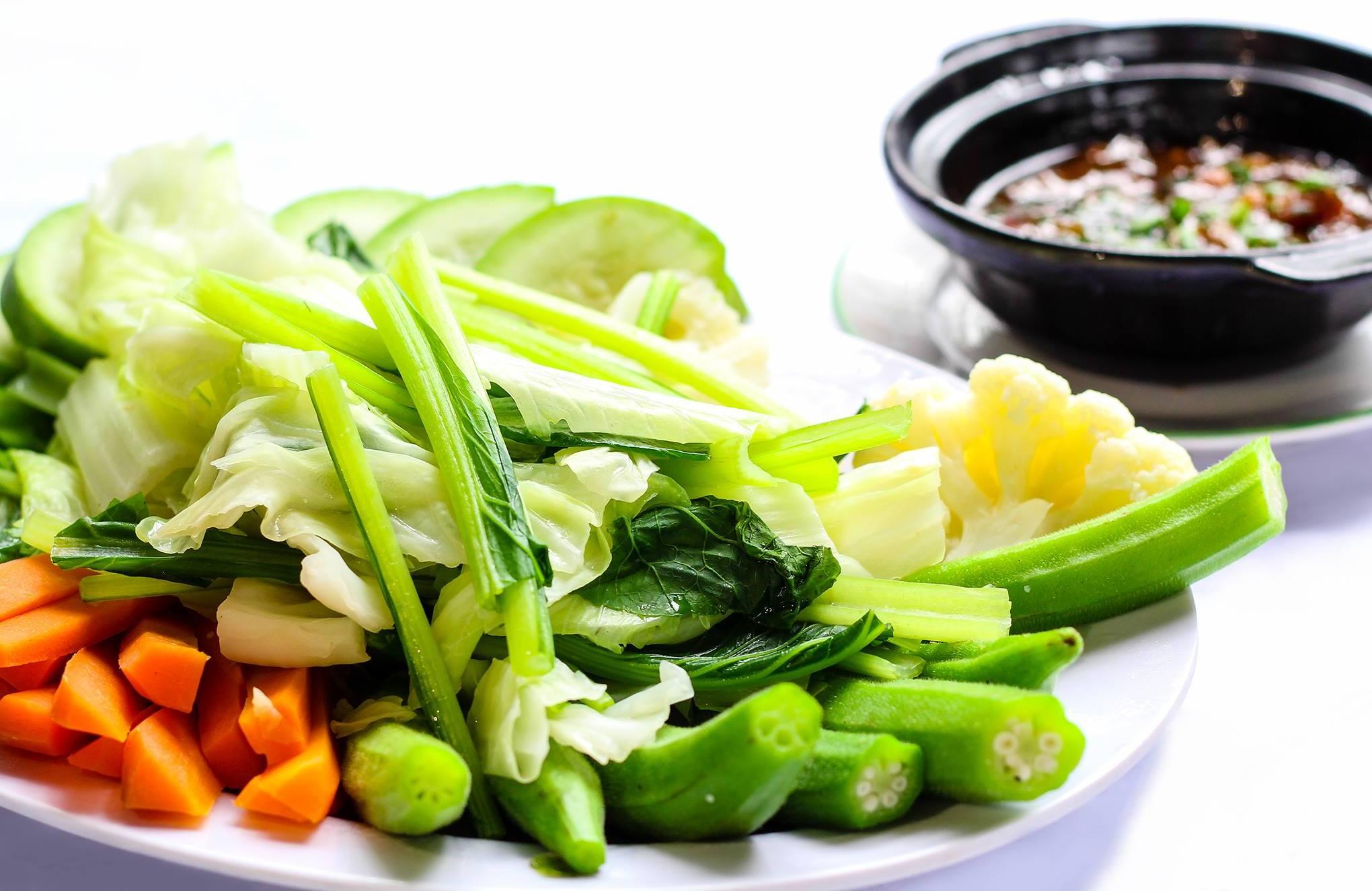 ăn chay có bị yếu sinh lý không