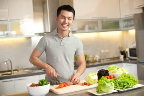 Ăn chay không đúng cách có thể khiến nam giới bị yếu sinh lý