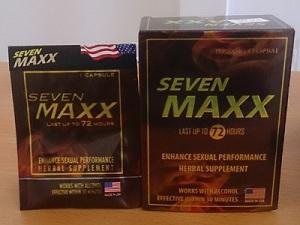 giá thuốc bổ thận Seven Maxx