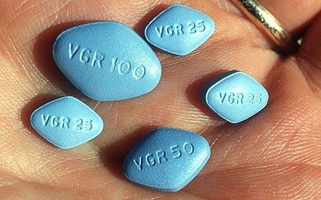 Viagra - Đừng dùng quá liều