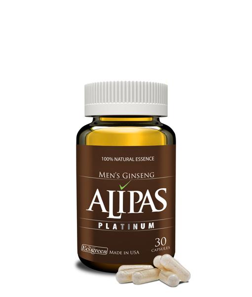 Sâm Alipas Platinum - Chất lượng cải tiến hơn sâm Alipas