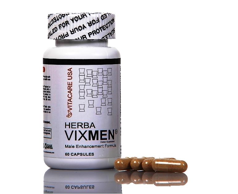 thuốc Herba Vixmen - Cải thiện kích thước, độ cương cứng dương vật và kéo dài thời gian quan hệ