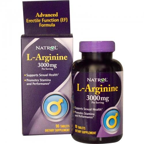 L-ARGININE là thuốc gì