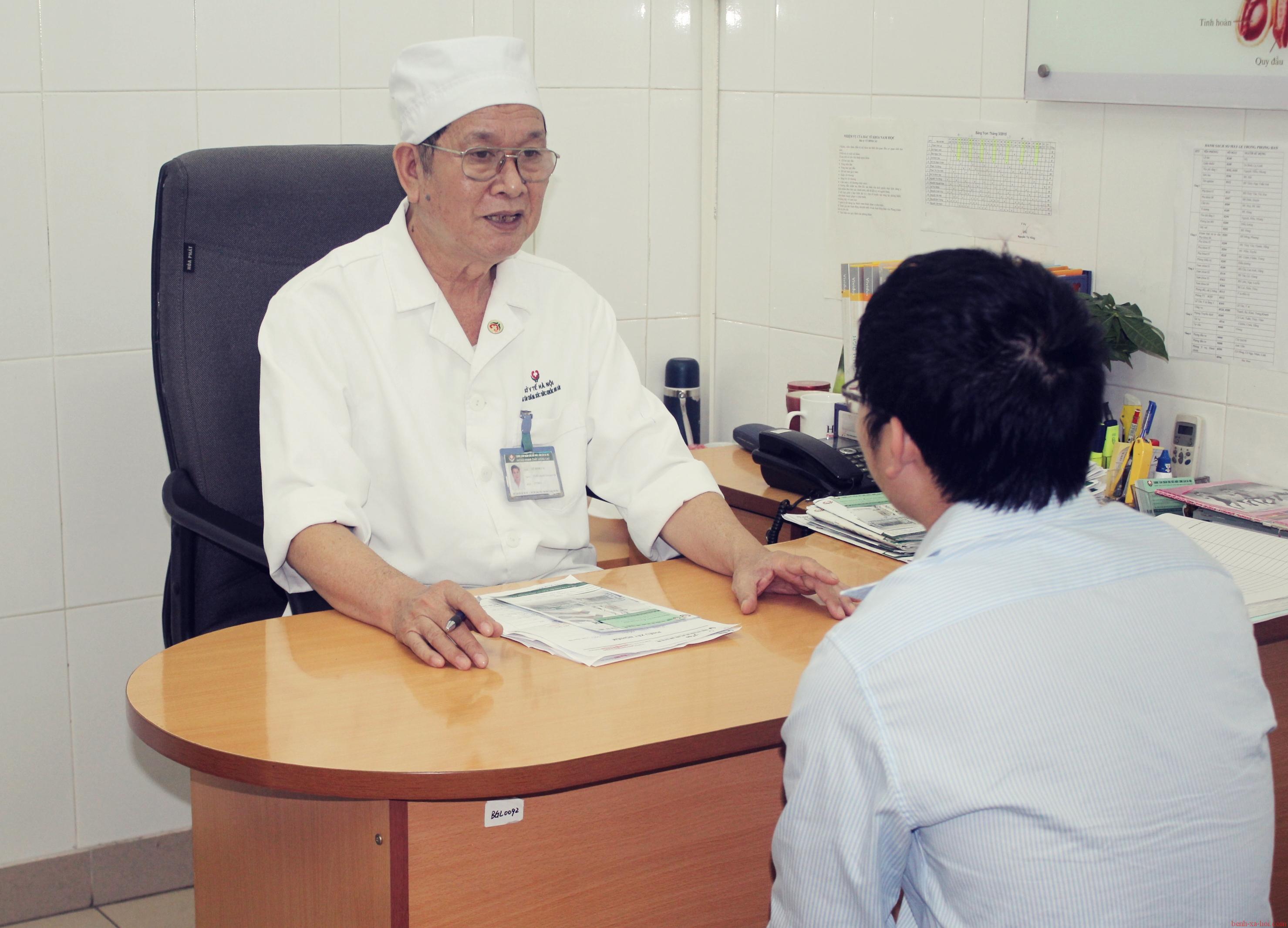 Khám chữa bệnh yếu sinh lý ở đâu tốt tại Tp HCM?
