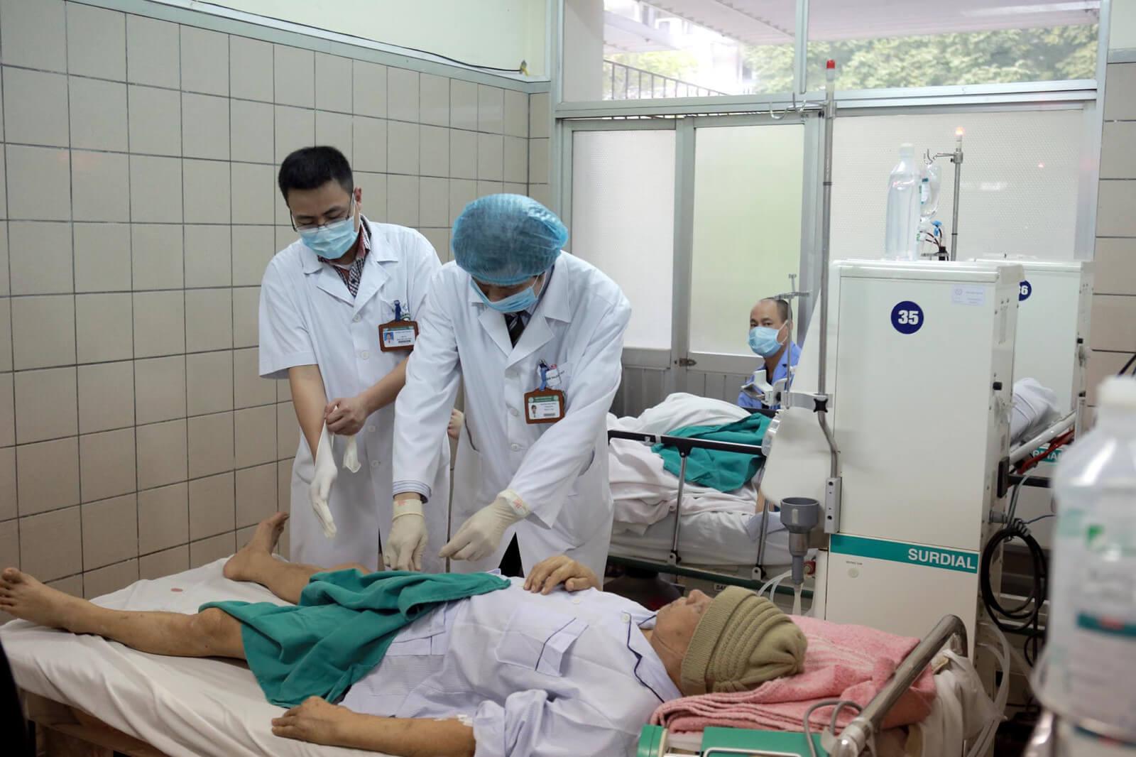 Có nhiều yếu tố quyết định bệnh nhân suy thận giai đoạn cuối sống được bao lâu