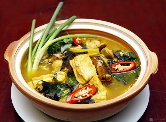 Cá chạch nấu đậu phụ chữa vàng da do viêm gan