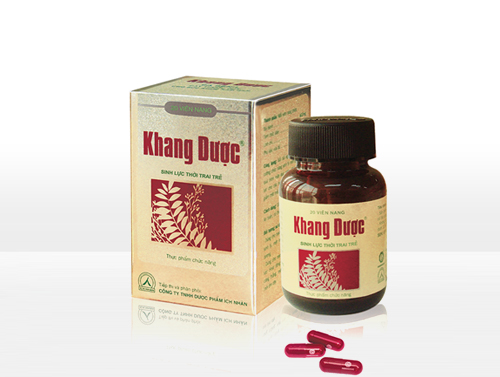 Giá thuốc tăng cường sinh lý nam Khang Dược là bao nhiêu?