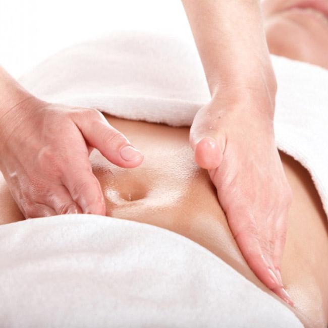 Xoa bụng dưới và xương mu - Đơn giản hiệu quả bất ngờ