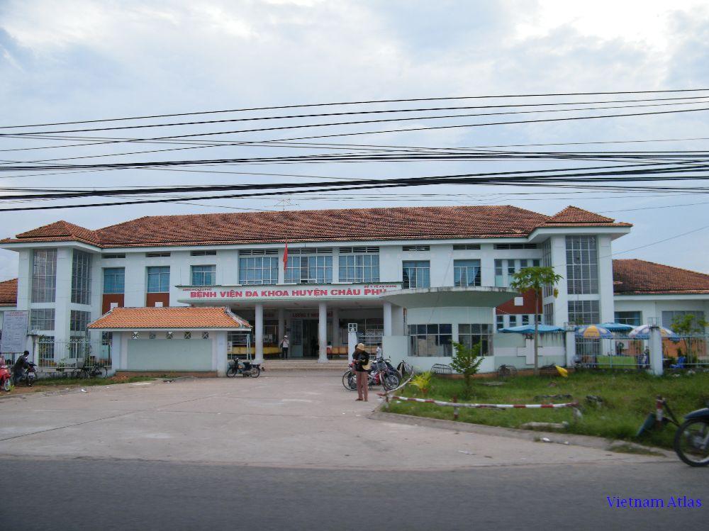 Bệnh viện đa khoa huyện Châu Phú