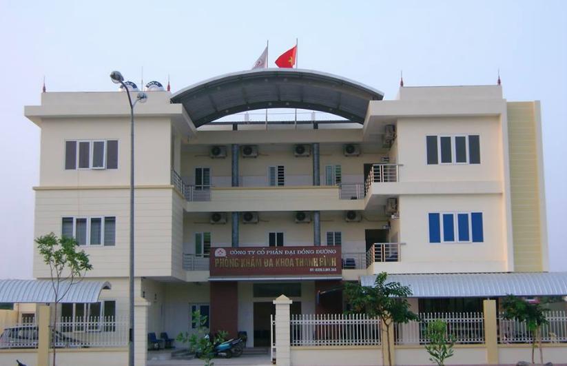 Phòng Khám Đa Khoa Thanh Bình