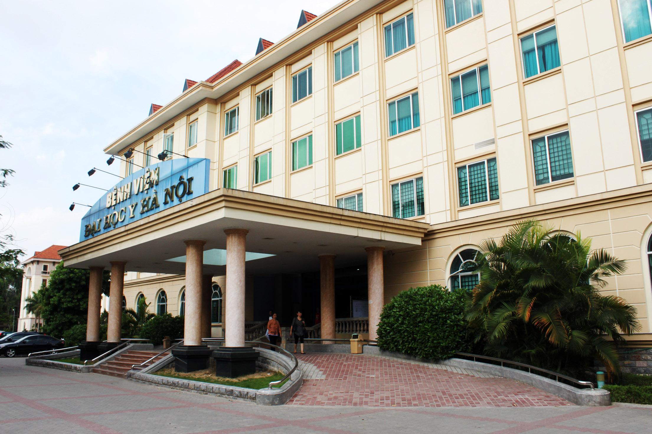 Bệnh viện Đại học Y Hà Nội-phòng khám nam khoa uy tín nhất tại Hà Nội
