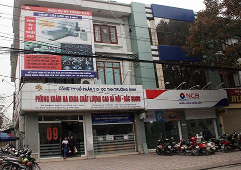 Phòng khám đa khoa chất lượng cao Hà Nội – Bắc Giang