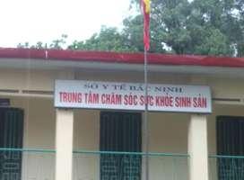 Trung tâm Chăm sóc sức khỏe sinh sản Bắc Ninh