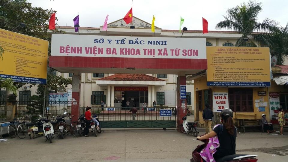 Bệnh viện Đa khoa Thị xã Từ Sơn
