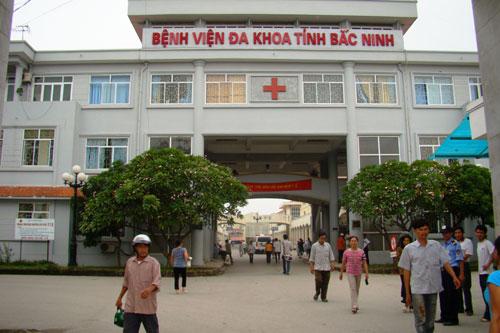 Bệnh viện Đa khoa Bắc Ninh