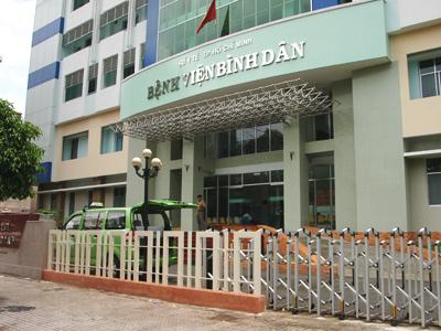 Khoa Nam học - Bệnh viện Bình Dân