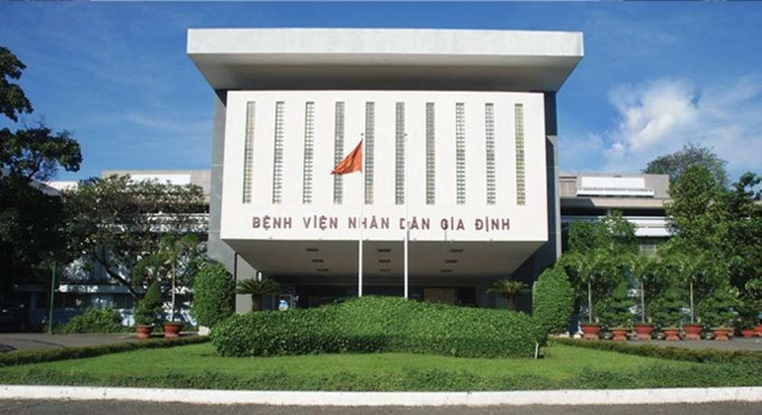 Khoa Nam học - Bệnh viện Nhân dân Gia Định
