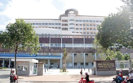 Bệnh viện Đa khoa TP. Cần Thơ - phòng khám nam khoa ở Cần Thơ