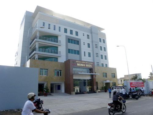 Bệnh viện Đa khoa Minh Đức - phòng khám nam khoa ở Bến Tre