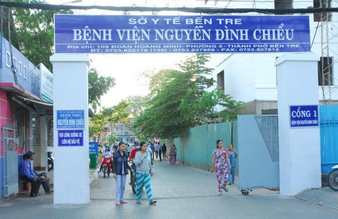 Bệnh viện Nguyễn Đình Chiểu