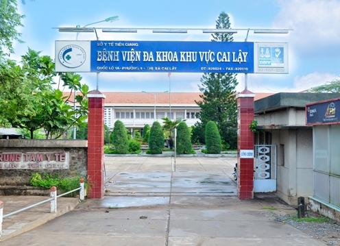 Bệnh viện Đa khoa Khu vực Cai Lậy