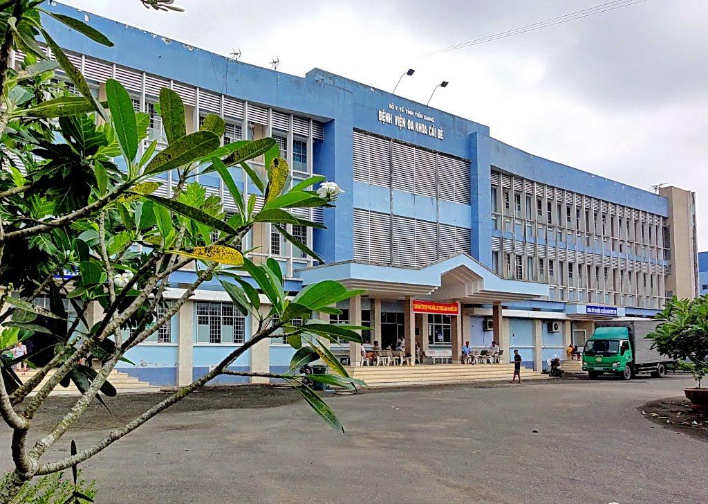 Bệnh viện Đa khoa Cái Bè
