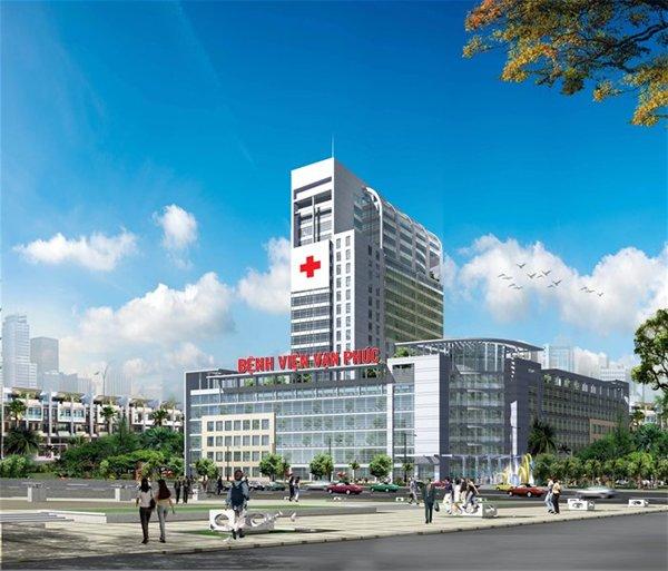 Bệnh viện Đa khoa Vạn Phúc