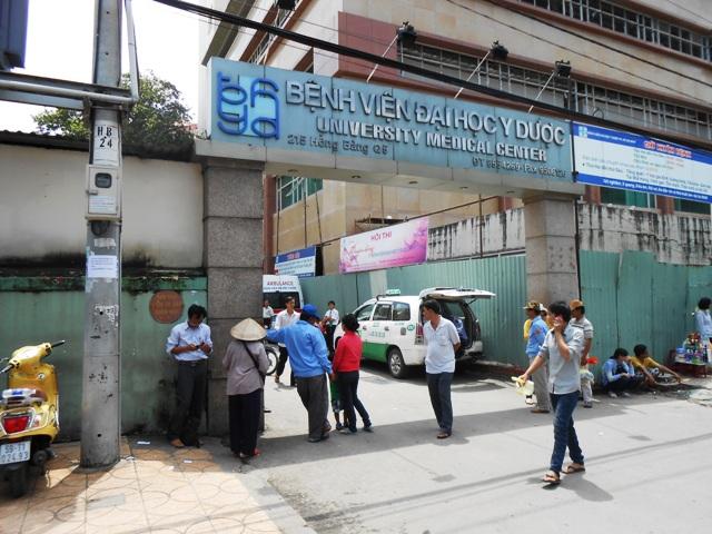 Khám nam khoa Bệnh viện Đại học Y dược TPHCM Cơ sở 1