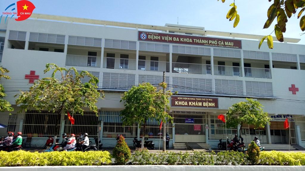 Bệnh viện Đa khoa Thành phố Cà Mau