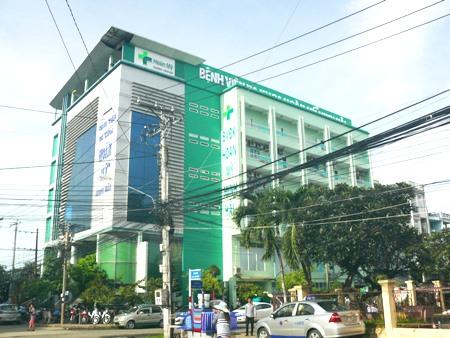 Bệnh viện Đa khoa Hoàn Mỹ Minh Hải