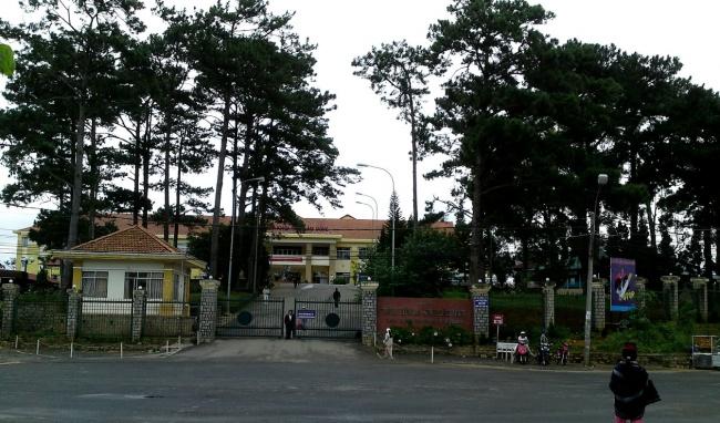 Bệnh viện Đa khoa tỉnh Lâm Đồng - phòng khám nam khoa tại Đà Lạt