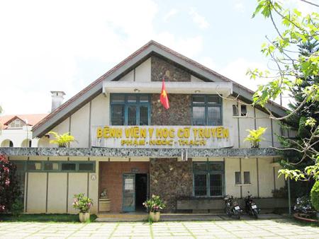 Bệnh viện YHCT Phạm Ngọc Thạch