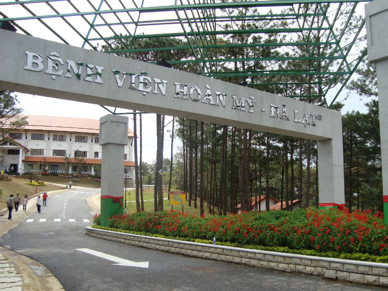 Bệnh viện Hoàn Mỹ Đà Lạt
